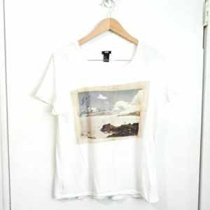 Desert View Graphic Tee by H&M
